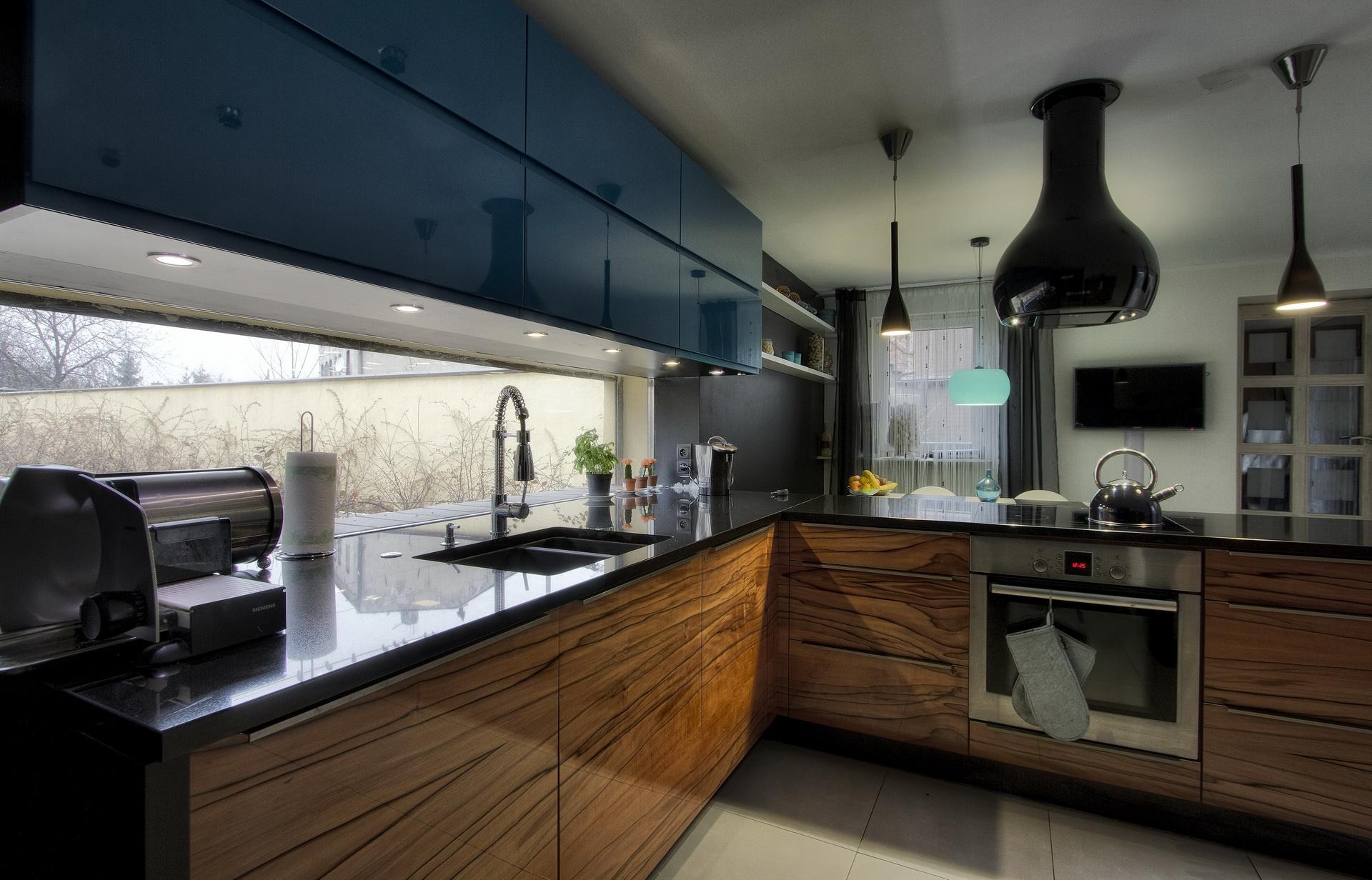 Kuchnia 6  Lagos Meble -> Kuchnie Z Fornirem